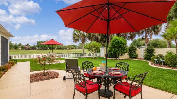 ID#1486 - 3/2 Villa on Nancy Lopez Course