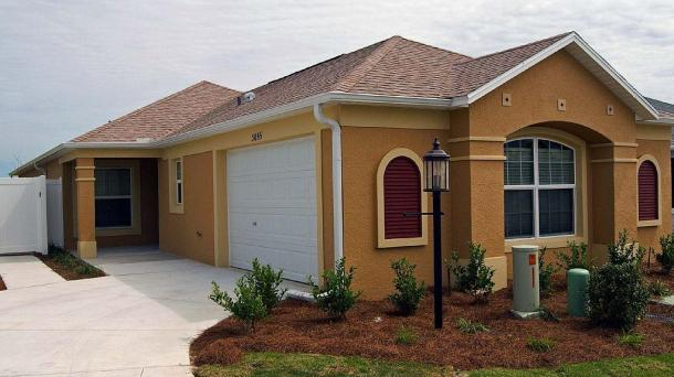 #610 Gorgeous Golf Course Fronted Courtyard Villa Near Brownwood
